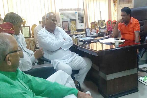 वेट्रेन्स इंडिया की राष्ट्रीय कार्यकारिणी की बैठक आयोजित