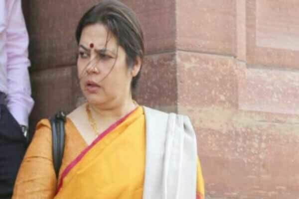 Meenakshi lekhi :speaks about Rahul Gandhi