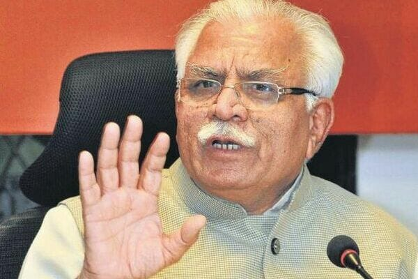 Chief Minister of Haryana, Manohar Lal Khattar