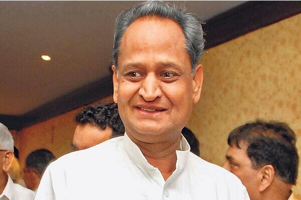 Former Chief Minister Ashok Gehlot