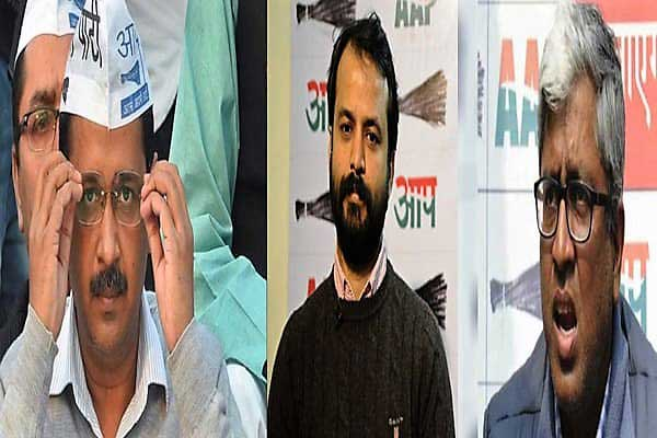Kejriwal had lost faith, Ashish Khaitan and Ashutosh
