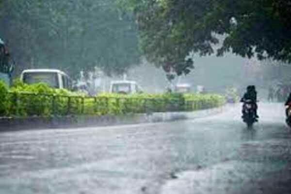 heavy rain in Uttar Pradesh, including Delhi NCR.