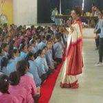 महिला सशक्तिकरण पर छात्राओं को किया जागरूक