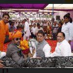 BJP की हल्ला बोल जनसभा में विपुल गोयल संग अवतार भी आए नजर