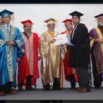 मानव रचना के छठे दीक्षांत समारोह में छात्रों को दी डिग्री
