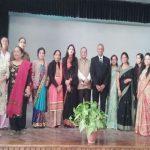 डीएवी स्कूल में जिला बाल कल्याण विभाग ने चलाया जागरूकता कार्यक्रम