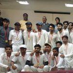 Echelon को हराकर Ymca ने जीता इंटर-कॉलेज क्रिकेट टूर्नामेंट