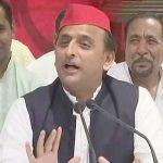 हमने कांग्रेस से कहा था कि मध्यप्रदेश में लड़ाई बड़ी है : अखिलेश यादव