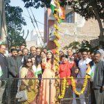 पंजाबी फेडरेशन संस्था ने हर्षोल्लास से मनाया गणतंत्र दिवस