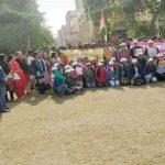 रैली के माध्यम से दिया नशा मुक्ति का संदेश