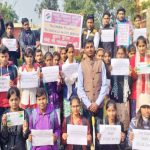 नेहरू कॉलेज ने मनाया मतदाता दिवस