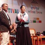 बॉलीवुड अभिनेत्री मनीषा कोईराला बनीं तीसरे ब्रह्मपुत्र साहित्य महोत्सव की ख़ास मेहमान