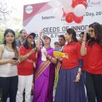 Padman Akshay Kumar Supports India's Largest Run, RUN4NIINE held today in Delhi and Gurgaon