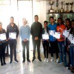 कानूनी साक्षरता प्रतियोगिताओं में डी.ए.वी रहा आगे