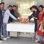 शहीदों को अखिल भारतीय विद्यार्थी परिषद ने किया नमन