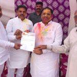 वासुदेव अरोड़ा को भाजपा फ़रीदाबाद में व्यापार प्रकोष्ठ का संयोजक किया नियुक्त