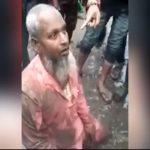 गोमांस बेचने का शक : मुस्लिम बुजुर्ग को पीटा और खिलाया सुअर का मीट