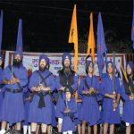 कम्युनिटी सेन्टर में धूमधाम से मनाया गया बैसाखी पर्व