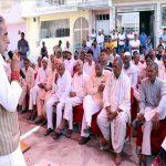 पूरे देश को कश्मीर बनाना चाहती है कांग्रेस : कृष्णपाल गुर्जर