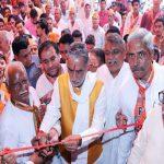 कृष्णपाल ने पलवल व होडल में किया चुनावी कार्यालय का उद्घाटन