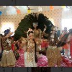 बांके बिहारी मन्दिर में धूमधाम से मनाई गई हनुमान जयन्ती