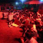 रेव पार्टी में अय्याशी के हर रंग का अलग था रेट, 31 लड़कियां और 161 लड़के गिरफ्तार
