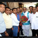 CA की टीम ने गुर्जर के नेतृत्व में थामा भाजपा का दामन