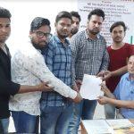 खट्टर सरकार में छात्राओं का हो रहा है यौन शोषण : कृष्ण अत्री