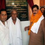 टेकचंद शर्मा ने पन्हेडा खुर्द व शाहपुर कलां में किया विकास कार्याे का उद्घाटन