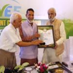 पर्यावरणविद ज्ञानेन्द्र रावत को 'पर्यावरण भूषण' सम्मान से सम्मानित