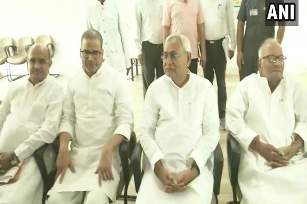 JDU लडेगी BJP से अलग होकर चुनाव, राष्ट्रीय कार्यकारिणी की बैठक में निर्णय