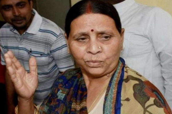 राबड़ी देवी का नीतीश पर हमला, बच्चे मर रहे हैं, स्वास्थ्य मंत्री पिकनिक में बिजी