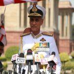 अब चीन को जवाब देने की जरूरत है: नौसेना प्रमुख