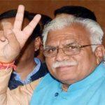 CM मनोहर लाल खट्टर ने आज से शुरू की जन आशीर्वाद यात्रा