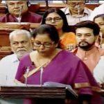 वित्त मंत्री सीतारमण ने लोकसभा में पेश किया बजट, यहां जानें क्या है बजट विशेष