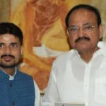 Shasan Se Sushasan Ki Ore', book launched by Vice President of India
