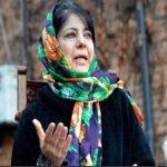 कश्मीर में महबूबा का 'मिशन मिडनाइट', एक लेटर से घाटी में मची खलबली
