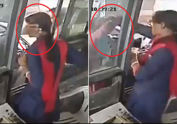 Woman employee slapped for demanding money at toll plaza