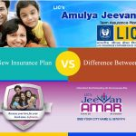 LIC's New Insurance Plan: Difference Between Amulya Jeevan and Jeevan Amar