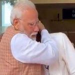 जब PM से गले मिलकर रोने लगे इसरो चीफ, मोदी ने बढ़ाई हिम्मत