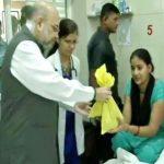 PM मोदी के बर्थडे पर BJP का सेवा सप्ताह, अमित शाह ने एम्स में लगाई झाड़ू