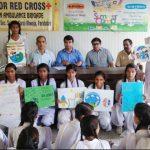 ओजोन दिवस पर छात्रों को किया जागरूकता