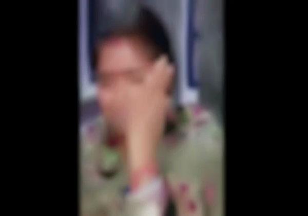 पुलिस की हैवानियत, महिला को नग्न कर बेरहमी से पीटा