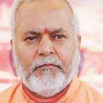 पूर्व केंद्रीय मंत्री चिन्मयानंद शाहजहांपुर यौन शोषण केस में गिरफ्तार