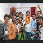 NSUI के संघर्ष के चलते फरीदाबाद में बनेगा सबसे बड़ा कॉलेज : कृष्ण अत्री