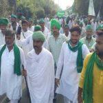 किसान संगठन के नेतृत्व में किसान आज दिल्ली में करेंगे प्रदर्शन