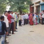 Haryana Election 2019 : फरीदाबाद में 11 बजे तक 16.77 प्रतिशत वोट