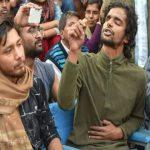 JNU में नहीं थमा बवाल, आज नेत्रहीन छात्रों का हल्ला बोल