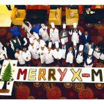 होटल पार्क प्लाजा में मनाया गया क्रिसमस केक मिक्सिंग समारोह