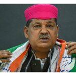 कांग्रेस नेता कीर्ति आजाद की फिसली जुबान, बीजेपी नेता विजय गोयल को बताया पगलेट